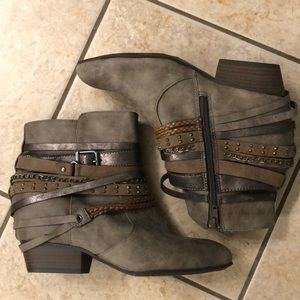 Jelly pop boots size 9.5